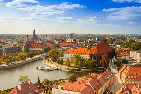 Que ciudades ver en Polonia