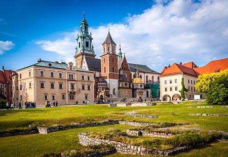 Principales monumentos en Polonia