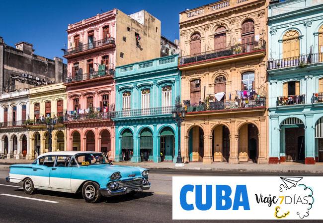 Que ver en Cuba en 7 días