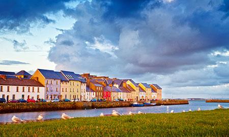Guía de viaje de Irlanda