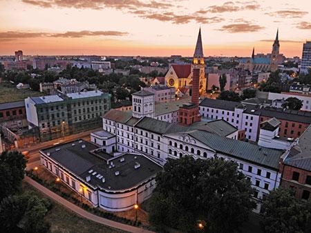 Mejores destinos de polonia