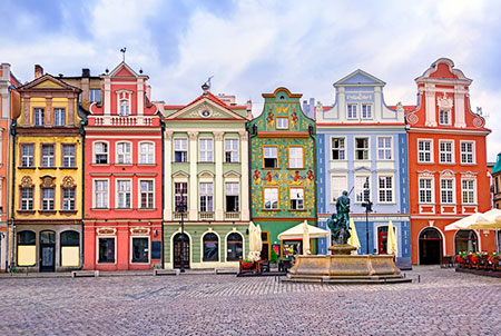 Polonia en siete dias