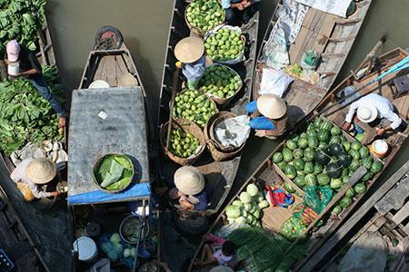 Ruta e Itinerario de Vietnam
