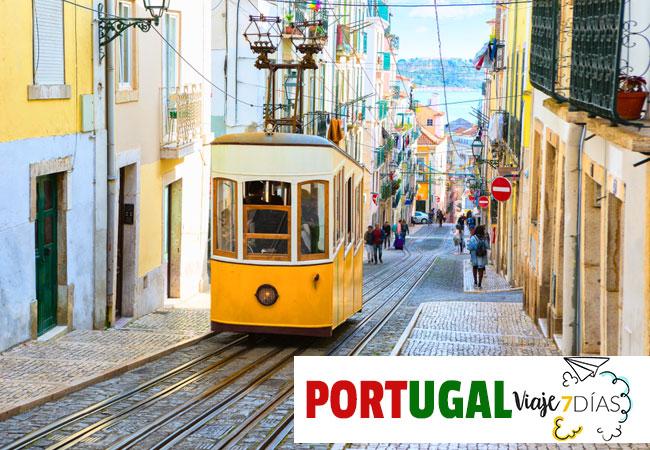 Que ver en Portugal en 7 días