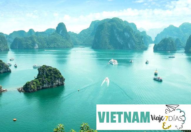 que ver en vietnam en 7 días
