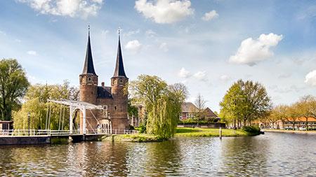Tour por Holanda