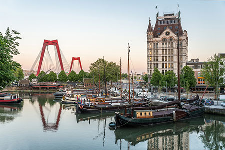 Viajar a Holanda durante siete dias