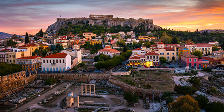 Grecia en siete días - Guía