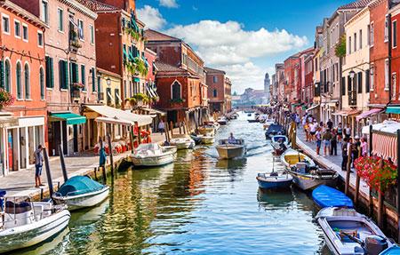 Viaje de 7 dias por Italia