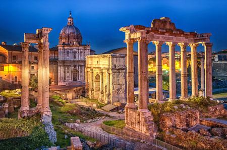 Guía de viaje de Italia en 7 dias