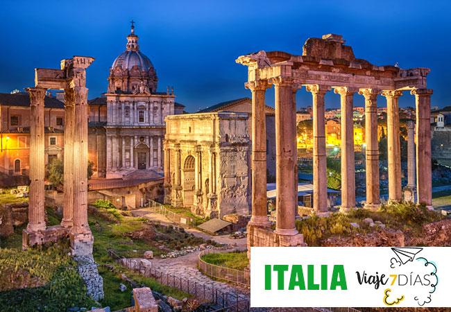 Italia en 7 días