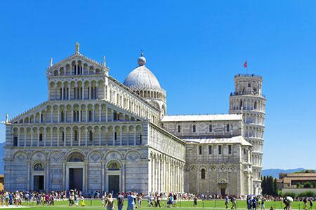 Tour de 1 semana por Italia
