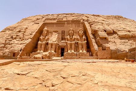 una semana en egipto
