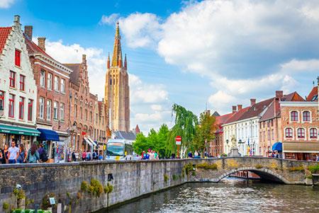 Viajar a Bélgica 7 dias