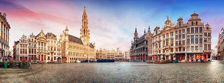 que ver en Belgica en 7 dias
