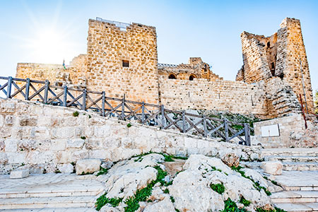 viaje de 7 dias por jordania