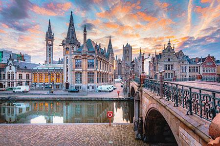 Tour 7 dias belgica