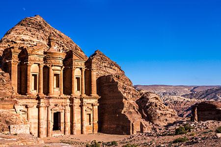 visitar jordania en siete dias