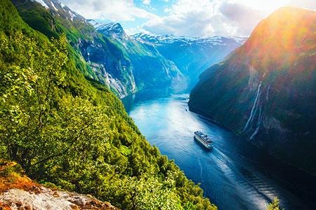 guia de viaje de noruega