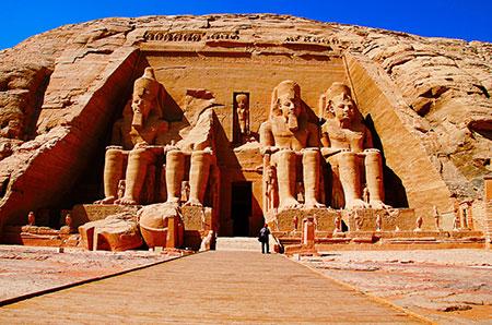 Egipto 7 dias