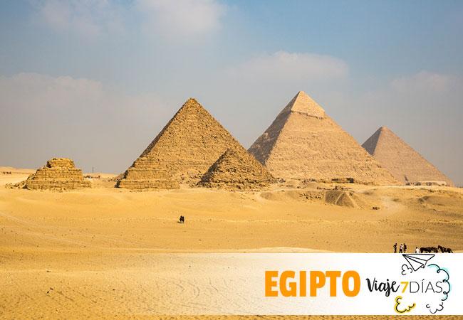 Que ver en Egipto en 7 días