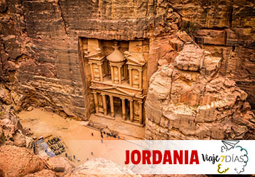 que ver en jordania en 7 dias