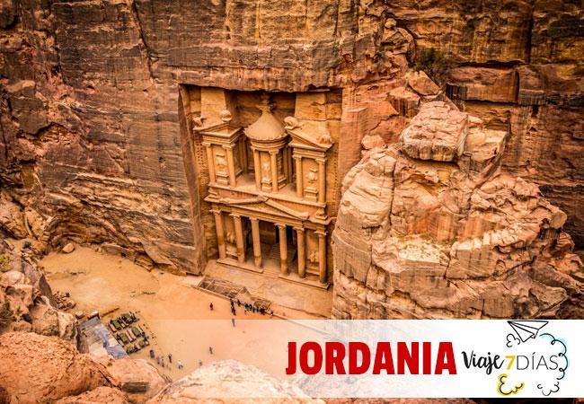 Jordania en 7 días