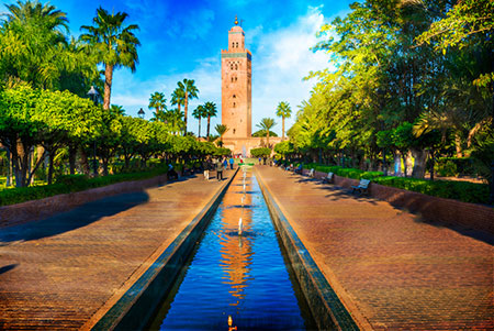 Mejores destinos de marruecos