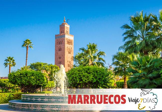 Marruecos en 7 días