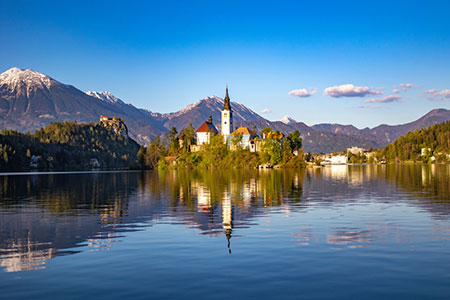 Eslovenia 1 semana