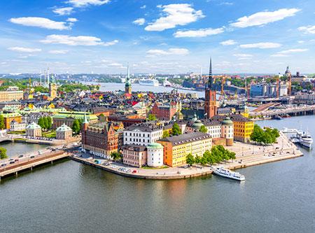 Viajar a Suecia 7 dias