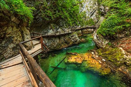 Ver eslovenia en una semana
