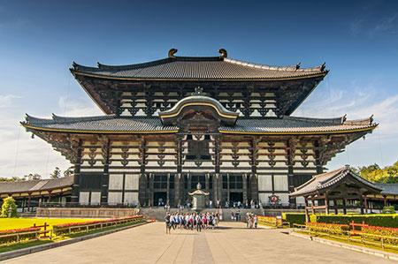 itinerario para viajar a Japon