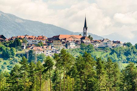 tour de 1 semana por Eslovenia