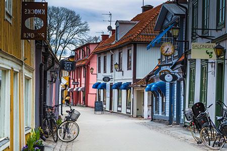 Ver Suecia en 1 semana