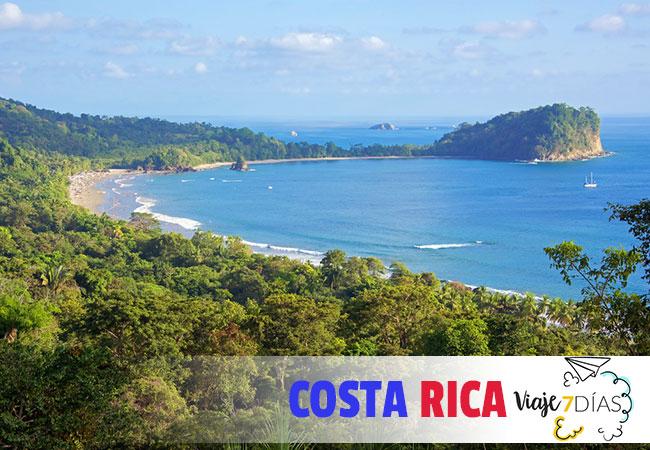 ¿Que ver en Costa Rica en 7 días?