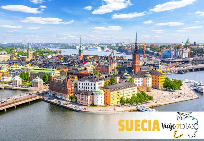 que ver en Suecia en 7 dias