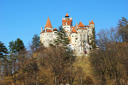 Ruta de castillos por Rumania