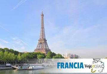 Francia en 7 dias
