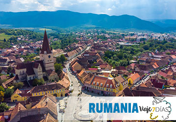 Rumania en 7 dias