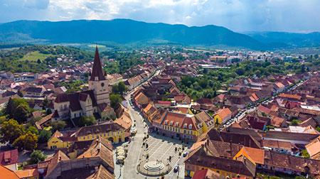 Ver Rumania en 1 semana
