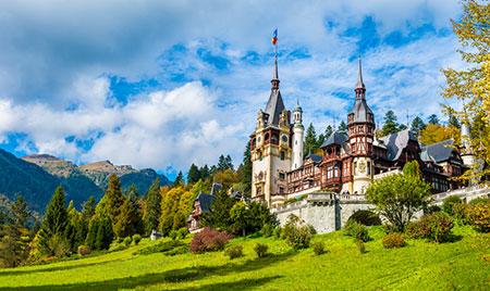 viajar a Rumania