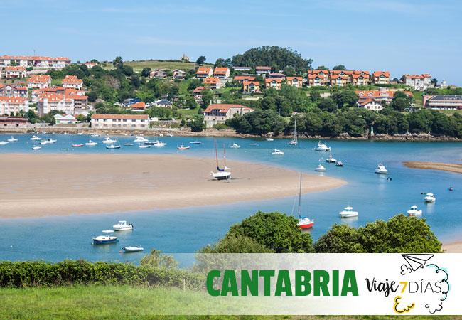 Que ver en Cantabria en 7 dias