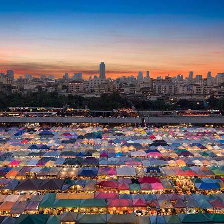 Que ver en Tailandia en 7 dias