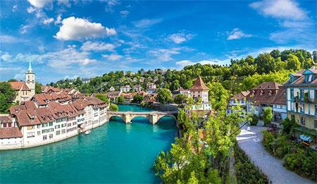 Tour por las principales ciudades de suiza