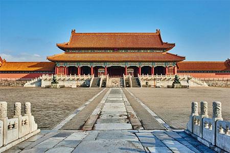 Tour de 1 semana por china