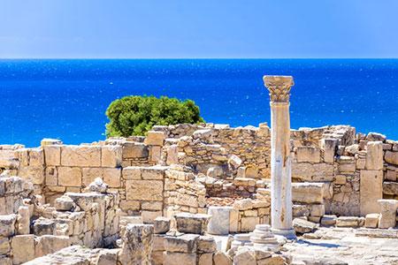 ruta e itinerarios de chipre