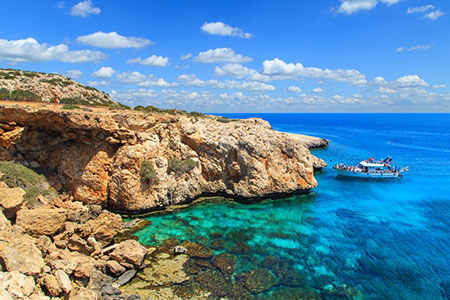Parques nacionales de Chipre