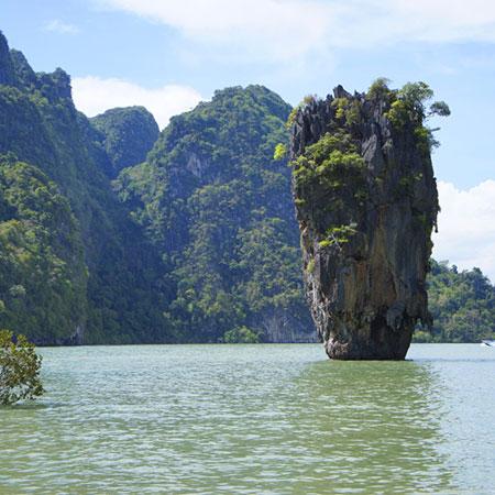 Viaje a Tailandia y sus playas