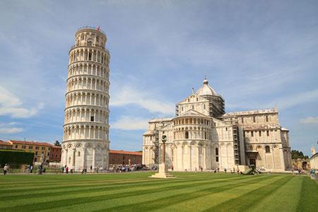 Ruta por la Toscana Italia